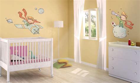 le chambre bebe chambre bébé le petit prince leostickers