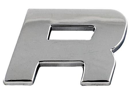 Sumex Car & Home Self Adhesive 3d Chrome Letter Sticker