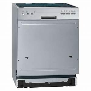 Spülmaschine 55 Cm : bomann geschirrsp ler gspe 7773 ti a a 60cm teilintegrierbar sp lmaschine sp ler ebay ~ Markanthonyermac.com Haus und Dekorationen