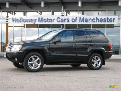 dark green jeep patriot 2002 black jeep grand cherokee limited 4x4 60696388