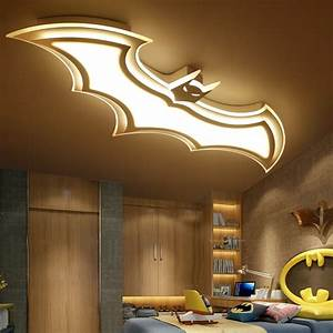 Acrylic Star Ceiling Light Decorative Kids Bedroom Ceiling