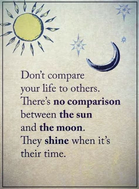 quotes dont compare  life