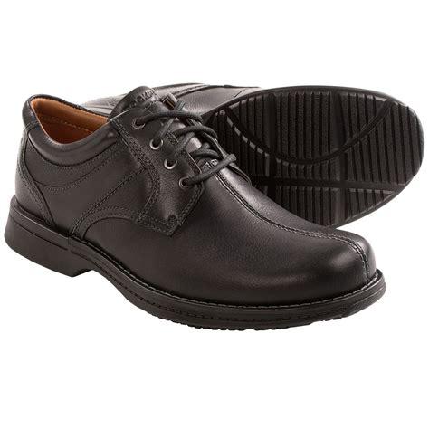 rockport rvsd leather shoes  men save