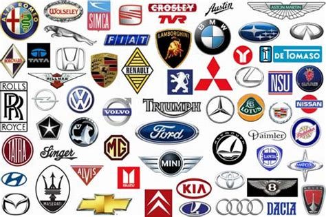 European Car Brands Logos