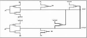 8 Transistor Xor