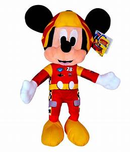 Disney Mickey and The Roadster Racers 'Mickey Mouse' 12 ...