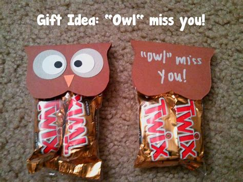 Leaving Gifts On Pinterest