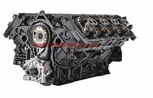 Remanufactured 5 7l Hemi Engines