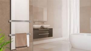Handtuchhalter Fürs Bad : infrarotheizung bad handtuchhalter welltherm ~ Michelbontemps.com Haus und Dekorationen