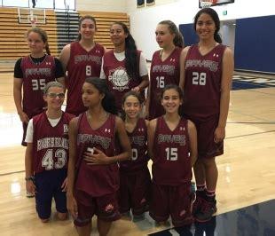 local girls aau basketball team aims high  national