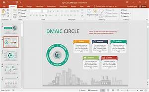 animated six sigma powerpoint template With dmaic template ppt