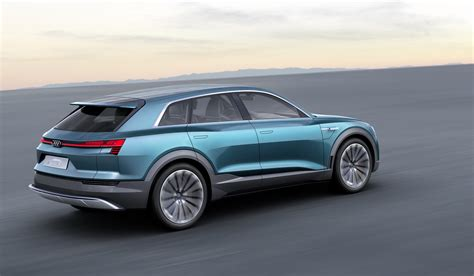 Audis Electric Suv To Be Dubbed Simply E Tron