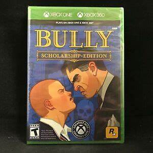 Bully: Scholarship Edition (Xbox 360 / Xbox One Compatible ...