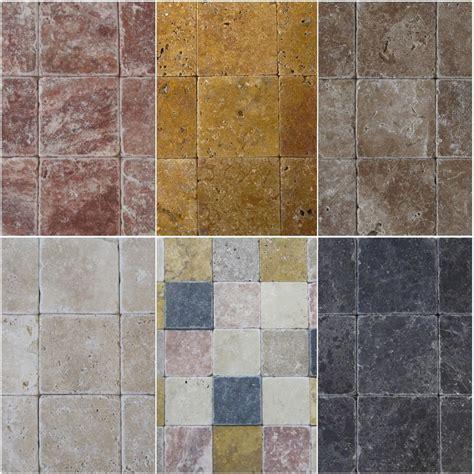 Fliesen Mosaik Boden by Naturstein Fliesen Travertin Boden Wandfliese Mosaik