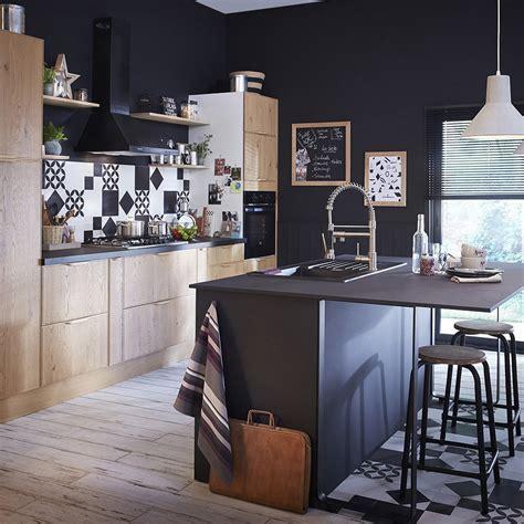 couleur de peinture pour une cuisine couleur peinture cuisine tendance cuisine moderne en