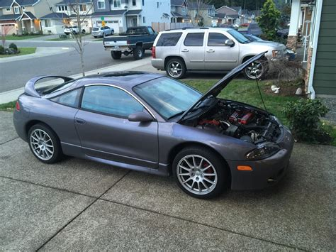 1997 Mitsubishi Eclipse by 1997 Mitsubishi Eclipse Photos Informations Articles