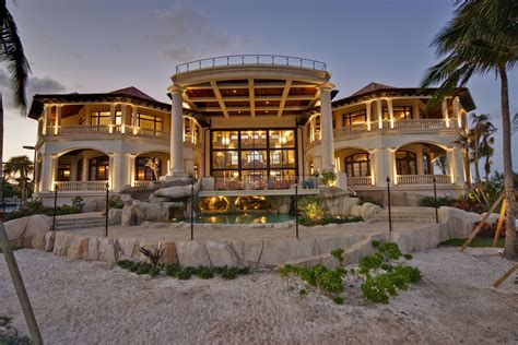 luxury homes cayman islands mega mansion homes of the rich