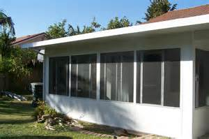 Home Depot Enclosed Patio Cover
