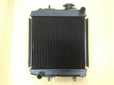 jcb mini digger excavator radiator recore service