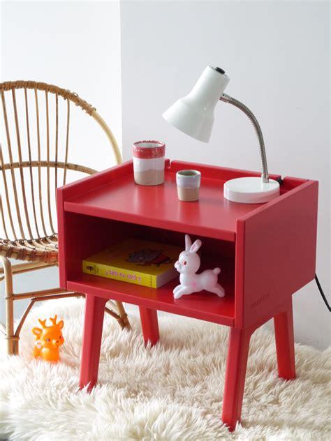 table chambre madavin table de nuit pour chambres d 39 enfant by mathy by
