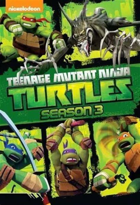 teenage mutant ninja turtles  saison  vf en