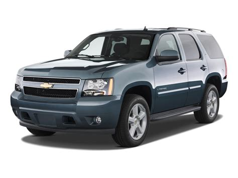 2012 Chevrolet Tahoe Review, Prices & Specs