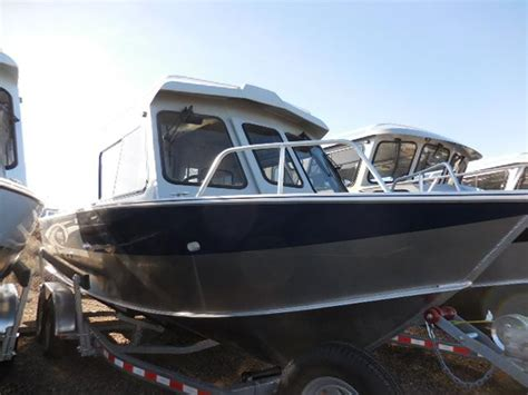 Alaskan Aluminum Fishing Boats For Sale by 2016 New Hewescraft 26 Alaskan Aluminum Fishing Boat For