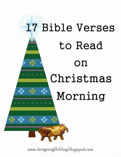 Bible Christmas Verses Quotes Reading Morning Scripture