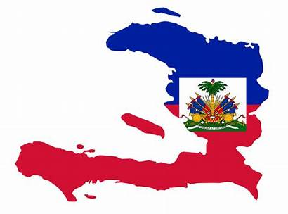 Haiti Flag Map Markets International Rice Market