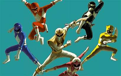 Rangers Power Desktop Wallpapers Backgrounds Mighty Morphin