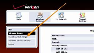 Verizon Fios Login How To Change The Wi Fi Channel On Your Verizon Fios Router