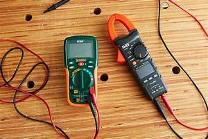 Testing Light Switch With Multimeter