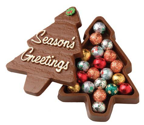 christmas tree with chocolates christmas tree pour box www birminghamchocolate 4598