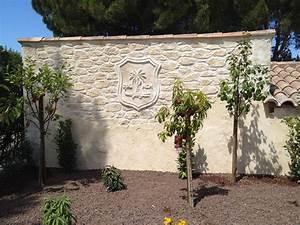 Comment Faire Enduit Imitation Pierre : recouvrir un mur en pierre interesting faire un mur en ~ Melissatoandfro.com Idées de Décoration