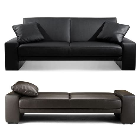 leather click clack sofa bed click clack sofa bed sofa chair bed modern leather
