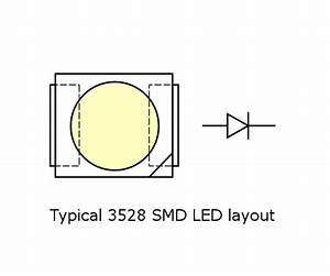 File Connecting Diagram Smd Led Png