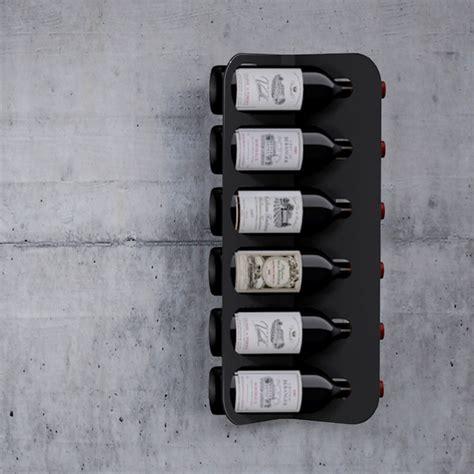 porte bouteille design porte bouteilles bacchus noir avec ceci absolument design