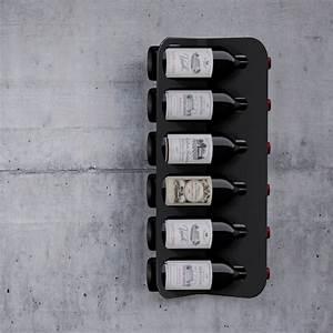 Porte Bouteille Vin : porte bouteilles bacchus noir avec ceci absolument design ~ Melissatoandfro.com Idées de Décoration
