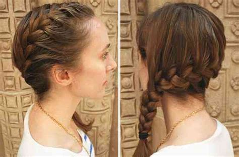 15 Cute Easy Hairstyles Tutorials In Less Than 10 Minutes Half Shaved Hairstyles How To Nice Hair Styles In Kenya For Long Games Easy Growth Spells Haircut Color Ideas Short Braids Justin Bieber Hairstyle Tutorials Summer On Tumblr