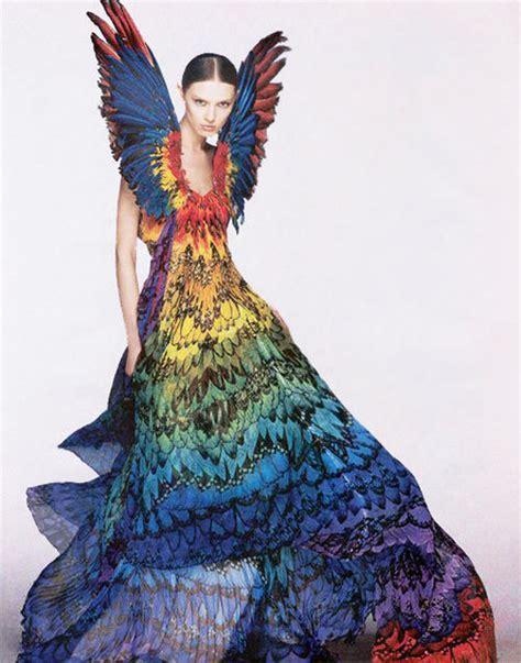alexander mcqueen unique  glamorous dresses