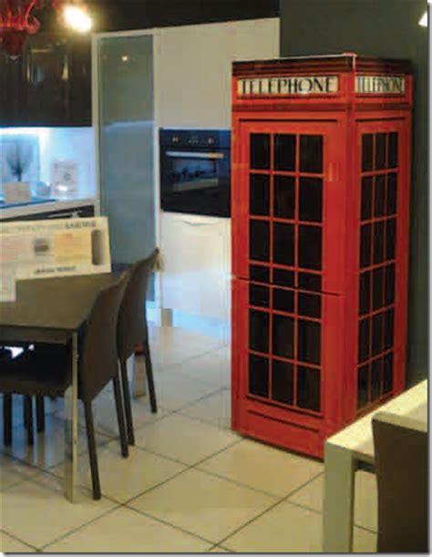 Cabina Telefonica Inglese Vendo by Idea Regalo Frigorifero Decorato Non Mobili