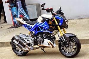 Racing Caf U00e8  Honda Msx 125 Special
