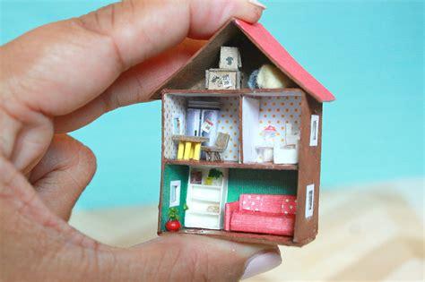 Diy Miniature Dollhouse Youtube