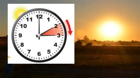 Belski's Blog - Daylight Savings Time starts soon