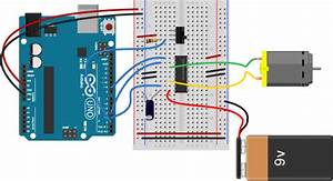 Lab  Dc Motor Control Using An H