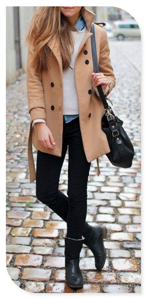 30 Winter Outfit Ideas For Women 2019