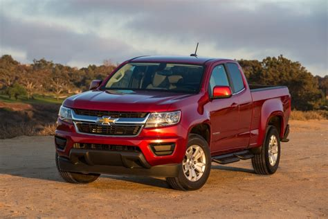 2016 Chevrolet Colorado Trim Levels  Gm Authority