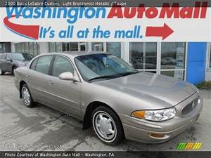 Light Bronzemist Metallic - 2000 Buick Lesabre Custom - Taupe Interior
