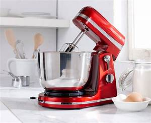 Thinkkitchen Promix Stand Mixer Red Stokes Stores