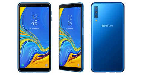 samsung galaxy a7 2018 price specs features launch date